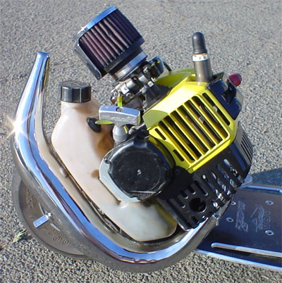 mitsubishi 52cc